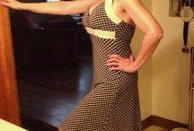 Favorite dresses / Dresses shoes hair