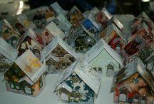 Christmas-Old christmas cards