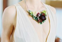 Wearable Floral Pieces