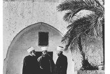 Palestina in bianco e nero