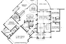 House Plans & Exteriors / by KLee Houston