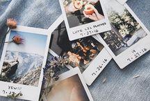Polaroid inspiration