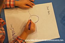 Preschool Family / Family enriching activities for kids.