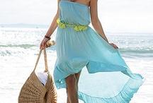 Beach fashion / Fashion / by Magena Bonifasi
