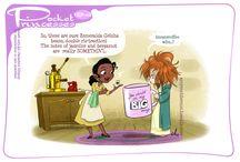 Disney princesses laughers