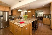 Kitchens By RJK / by RJK Construction, Inc