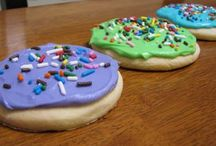 Lofthouse Style Soft Frosted Cookies & Bars / by Kim Cheever