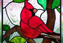 stain glass / by Janet Cadman