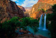Bucket List - Waterfalls / by Tiffany LW