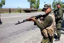 Ukraina Bunuh 2 Sparatis Pro Rusia