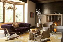 living and dining rooms / by mary