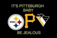 Pittsburgh! / by Patty Truchok