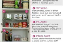 pantry ideas and basics