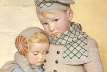 Vintage Knitted Children's wear / by Vintage Knitting