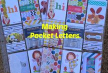 Pick a Peck of Pocket Letters! / Samples, ideas, printables