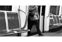 SPOSTAMENTI / Fotografia di Beniamino Laurenzi per Livin'art / fotografia in bianco e nero, l'uomo, la sua esistenza, i luoghi, i non luoghi