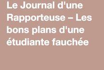 Journal d'une rapporteuse / journaldunerapporteuse.wordpress.com