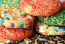 Christmas cookies/treats / by Carrie Conley