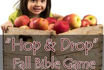 Fall fest at church