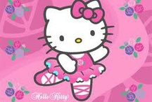 Hello Kitty / by Anitalynn Katz
