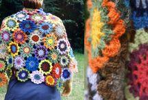 Fabric and Yarn / by Anita Mundt