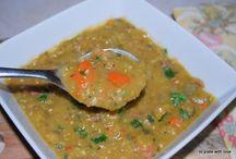 Recipes - Soups / Split pea soup
