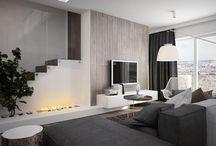 Interior Design  / Zaujimave interierove dizajny