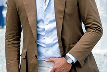 light-brown sports jacket