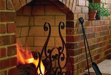 chimney sweep / get your fire place inspected an swept now :)