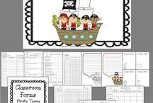 pirate classroom