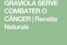 Graviola para combater o cancer