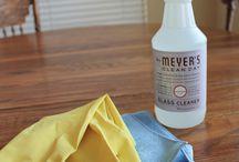 Recetas para limpiar
