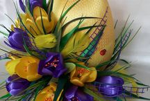 Wielkanoc ozdoby