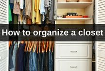 Declutter your life / Tips and tricks for cleaning, downsizing and getting organized. / by Mother Nature