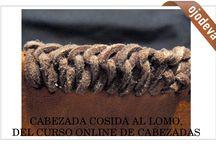 Cabezadas del libro / Endbands / Headbands / Tranchefiles
