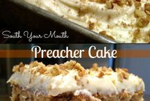 preachers cake