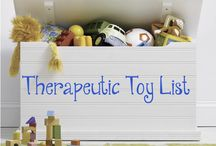 ECE: play therapy / A collection of intervention ideas, activities and strategies
