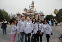 Simister-Leaver Disney Trip