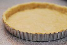 Pies/Tartes, sweet or savourary