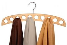 Organize Your Wardrobe / An organized wardrobe saves time finding & creating outfits for work, play & travel.