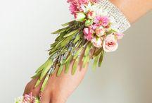 blom handskoene