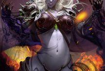 Warcraft days