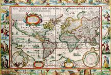 Antique World Maps / Antique World Maps