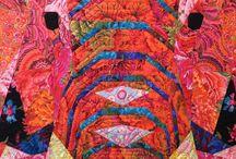 Elephant Quilt Color ideas