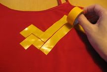 Superhero theme birthday party