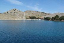 Nationalpark Kornati / Der Nationalpark Kornati erstreckt sich über eine Fläche von rund 230 Quadratkilometer. Etwa 150 der Kornati Inseln sind unbewohnt.