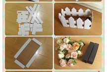 Cardboard DIY ideas