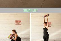 Sport oefeningen / @home