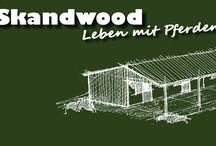 Skandwood / Über uns  About us