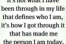 Favorite quotes / by Kayla Vandervort